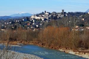 Degradante verso il fiume