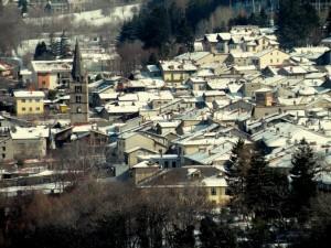 CHIOMONTE - Comune dell' Alta Valle di Susa