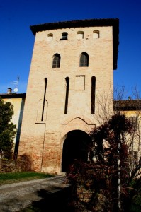 Ingresso Torre di Cadeo