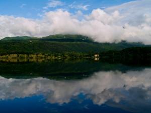 avigliana lago specchio