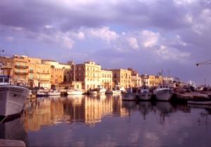 Mazara del Vallo (TP)-Porto canale