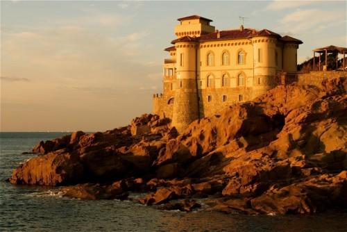 Livorno - Tramonto a nord ovest