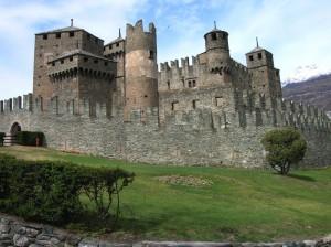 Castello di Fenis  2008