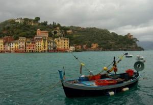 Cartolina da Portofino..