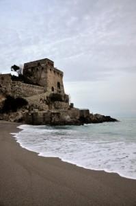 Torre normanna - Erchie (frazione di Maiori)