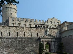 Castello del Buon Consiglio,io entro….