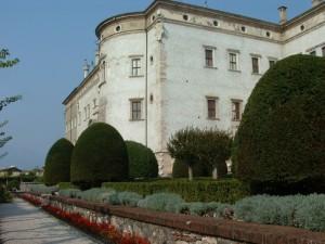 sempre il castello del Buon Consiglio e lo visito.