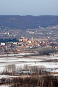 La campagna invernale di Palazzo Canavese