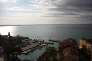 panorama sul porto
