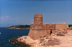 """Castello di """" Le Castelle """""""