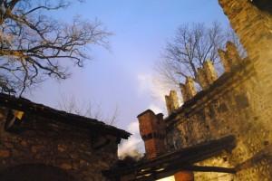 Inverno nel borgo…