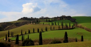 Classici in Val d'Orcia