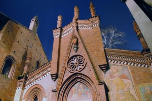 Chiesa nel borgo medievale…