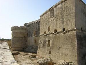 Vernole - Castello di Acaja