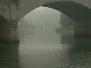 Sota i pont d'l Po