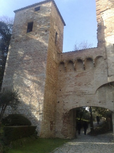 Perugia - PORTA  S: PIETRO  O  DI  BRACCIO