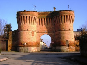 porta di Rivarolo Mantovano