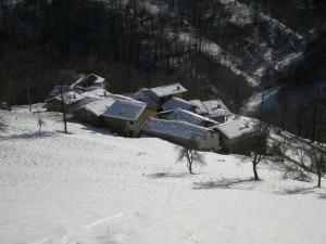 Sancto Lucio di Coumboscuro, frazione di Monterosso Grana