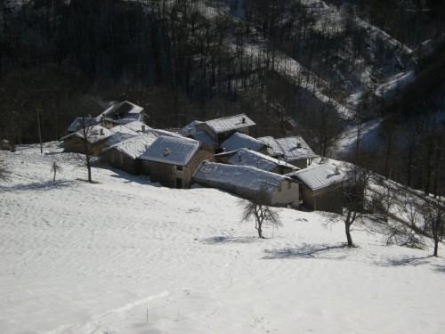Monterosso Grana - Sancto Lucio di Coumboscuro, frazione di Monterosso Grana