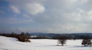Panorama da Strada della Mazzola