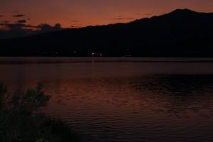 Colori del tramonto