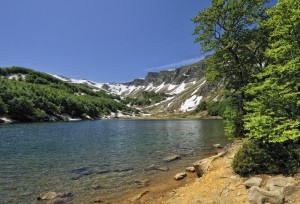Maggio a Lago Baccio