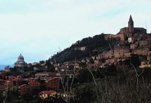 L'incantevole Todi