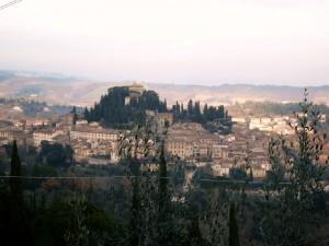 Cetona panorama