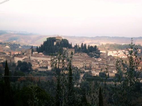 Cetona - Cetona panorama