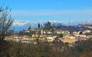 Mombello Monferrato, panoramica