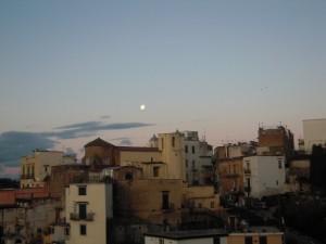 luna sul casale