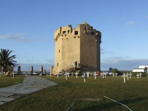 Torre Aragonese…….Okkupata