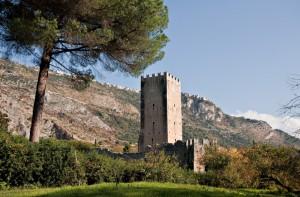 Ninfa…Il Castello 3