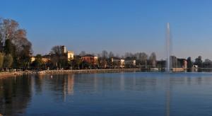 una bellezza del lago di Garda