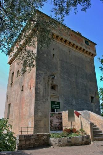 Camogli - La Torre Doria