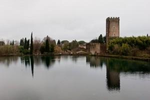Ninfa…il Castello 4