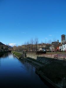 Riflessi nel canale
