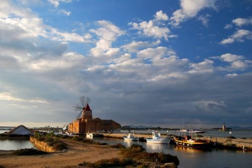 Marsala - L'Italia senza la Sicilia non lascia alcuna immagine nell'anima........