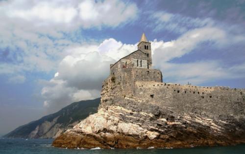 Portovenere - Cattedrale di pietra