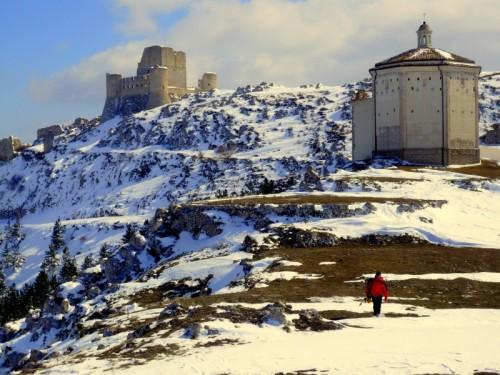 Calascio - tra castelli e santuari