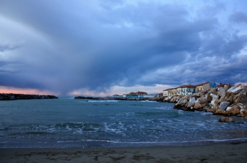 """Pisa - """"Storm"""" in Marina di Pisa!!!!"""