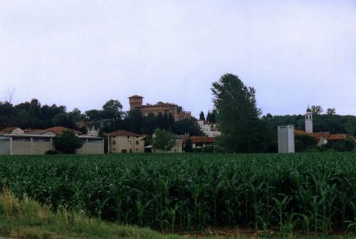 Barengo - Castello di Barengo