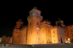 Castello Estense ……..
