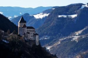Il castello sede del Museo dei Castelli