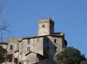 Un Castello a Roccaggiovine