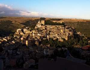 Ragusa Ibla panorama