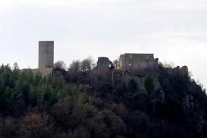 I resti di Torre Silvana