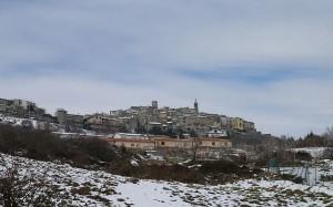 Dal sole di Selvena all'abbondante nevicata di Azzara