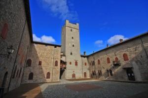 il castello di san Giorgio Piacentino
