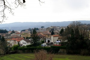 san Lorenzo Nuovo a nord di Bolsena